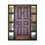 Парадная дверь элитная 2SSZ51