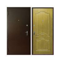 Дверь антивандальная со шпоном PS11
