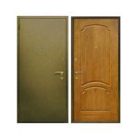 Дверь антивандальная со шпоном PS31