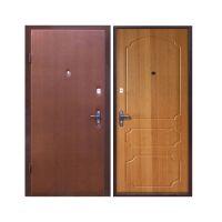 Дверь с отделкой МДФ (ПВХ) DM01