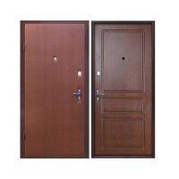 Дверь с отделкой МДФ (шпон) DS01