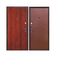 Дверь с отделкой ламинатом LD01