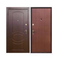 Дверь с отделкой МДФ (ПВХ) MD01
