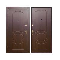 Дверь с отделкой МДФ (ПВХ) MM01