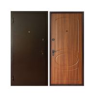 Дверь антивандальная с МДФ (ПВХ) PM01